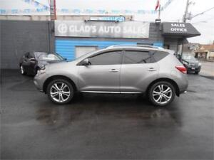 2012 Nissan Murano LE+HEATED LEATHER+NAVIGATION+ROOF+BLUETOOTH
