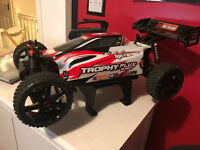 Radio Controlled Car HPI Racing Trophy Flux Buggy 1/8 scale