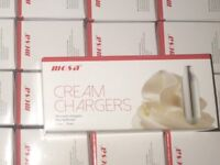MOSA - Cream Chargers