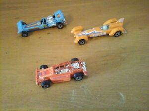 Kenner Toy Cars 3