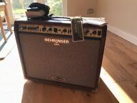Behringer UltraAcoustic ACX900 - Guitar Amplifier
