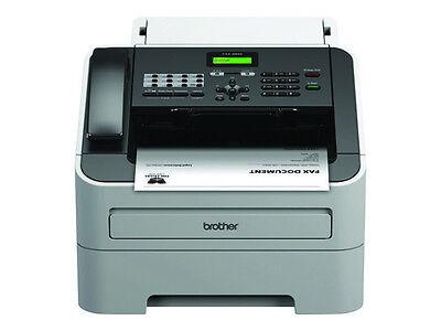 Brother Fax-2845 Laserfax mit Telefon und Kopierfunktion 16MB Speicher