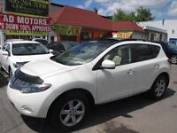 2010 Nissan Murano SL AWD AUTO LOAD 100 km- APPROVED FINANCING!