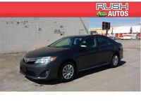 2013 Toyota Camry LE • LOW MILEAGE • BACK-UP CAMERA