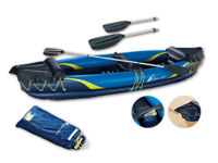 2-Person Inflatible Kayak Crivit Used Once