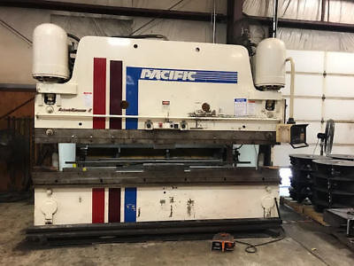 Pacific 350 Ton X 12 Ft. Bending Length Hydraulic Press Brake