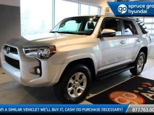 2014 Toyota 4Runner SR5 4RUNNER 4.0L 7 PASS LEATHER NAV ROOF EVE