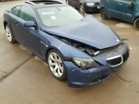 BREAKING FOR PARTS BMW 645i 2005