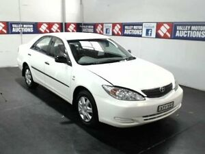 2004 Toyota Camry ACV36R Upgrade Altise White 4 Speed Automatic Sedan Cardiff Lake Macquarie Area Preview