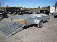Looking for galvanized Utility Trailer