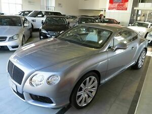 2013 Bentley Continental 3W MY13 GT Silver Tempest 8 Speed Sports Automatic Coupe Albion Brisbane North East Preview