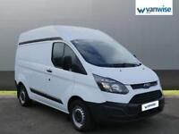 2014 Ford Transit Custom 2.2 TDCi 125ps High Roof Van Diesel white Manual