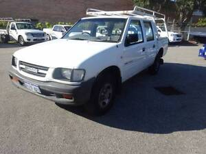 2001 Holden Rodeo Automatic Dual Cab Ute Wangara Wanneroo Area Preview