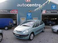 CITROEN XSARA PICASSO 1.6 PICASSO SX 5d 97 BHP ideal family car (blue) 2000