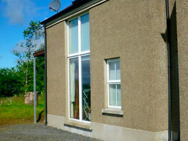 High quality studio apartment in rural setting large garden. Close to Newry/Banbridge.