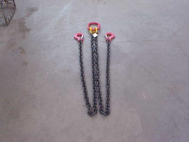 """lifting chain sling 3/8"""""""