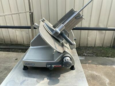 Hobart 2812 Heavy Duty 12 Blade Manual Meatcheese Slicer