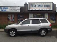 2005 Hyundai Santa FE ** GREAT SUV FOR CAMPING OR FISHING**