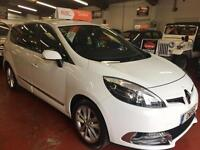 2012 (62) RENAULT SCENIC 1.5 GR DYNAMIQUE TOMTOM LUXE ENERGY DCI S/S 5DR Manual