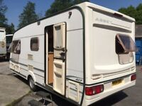 Abbey GTS Vogue 417 – 4 Berth Caravan