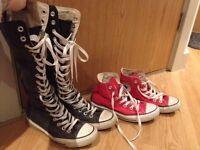 Converse Shoes Good Condition