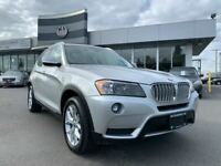 2014 BMW X3 xDrive28i Delta/Surrey/Langley Greater Vancouver Area Preview
