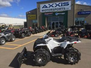 Polaris Sportsman 570 EPS with Blade Package