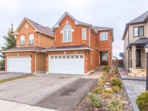 All Brick 3 Large Beds, 2-Storey Detached, Move In Ready!!