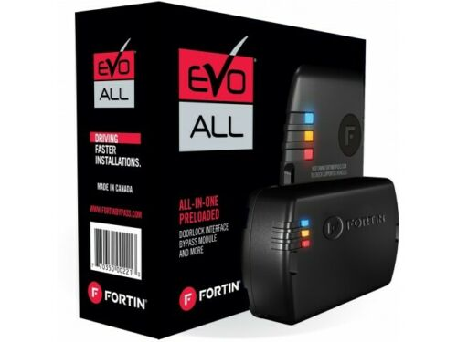 FORTIN EVO-ALL  UNIVERSAL ALL-IN-ONE DATA BYPASS & INTERFACE MODULE