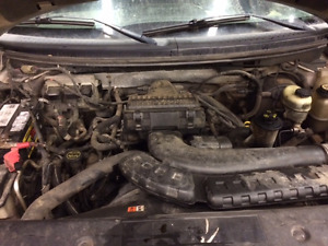 2006 Ford F150 5.4L Engine