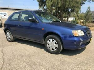 1999 Suzuki Baleno SY416 GA Blue 4 Speed Automatic Hatchback South Nowra Nowra-Bomaderry Preview