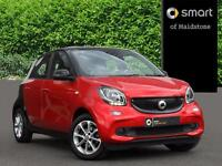 smart forfour PASSION T (red) 2015-06-30