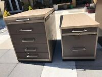 2 x NCR Filing Cabinets
