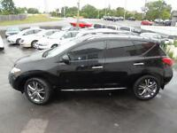2009  NISSAN MURANO LE AWD LEATHER DUAL SUNROOF LOW KM!!