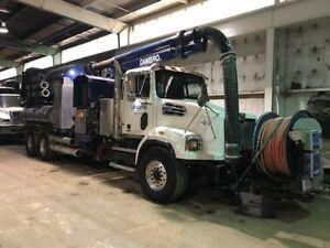 2015 Vactor 2100 Plus Combo Sewer Flusher/ Vac