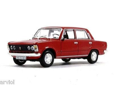 FIAT 125 P MR75 red ( 1975 ) - 1/43 - IXO/IST -- NEW na sprzedaż  Warszawa