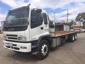 2007 FVL 1400 Tray Landsdale Wanneroo Area Preview