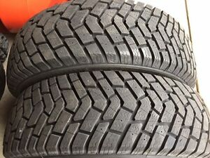 Three winter tires for sale - 215/70/R15