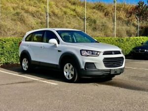 2016 Holden Captiva LS 7 seater Wacol Brisbane South West Preview