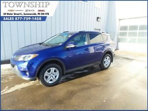2014 Toyota RAV4 LE - $12/Day - 4WD - Automatic