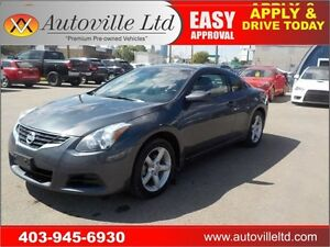 2013 Nissan Altima COUPE 2.5 S 90DAYSNOPYMNT!