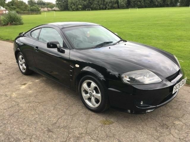 HYUNDIA COUPE 2006 MOT TILL 23/04/2018 EXCELLENT CONDITION