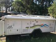Camper Trailer (Jayco Swan 2017) Nearly New Marrickville Marrickville Area Preview