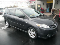 2006 Mazda Mazda5 GT SPORT---EXCELLENT SHAPE IN AND OUT