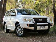 2014 Toyota Landcruiser VDJ200R MY13 GXL White 6 Speed Sports Automatic Wagon Kalamunda Kalamunda Area Preview