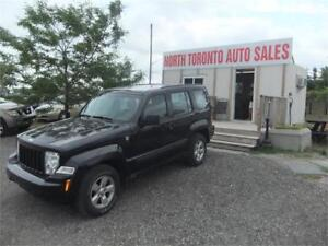 2012 Jeep Liberty Sport 4X4//CERTIFIED//