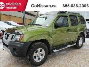 2012 Nissan Xterra S : AUTO, BLUETOOTH, ONE OWNER!