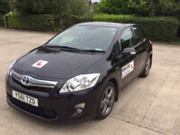 Manual & Automatic Driving Lessons - Sheffield
