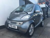 Smart City 0.6 Passion 3dr ONLY 47377 GENUINE MILES
