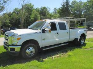2013 Ford Super Duty F-350 DRW Lariat **BRANDED SALVAGE**